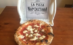 Fotografie La Pizza Napoletana - 1