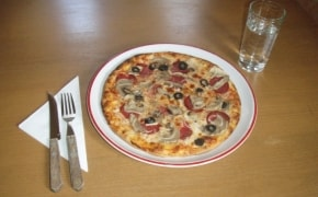 Fotografie Pizza Hot - 3