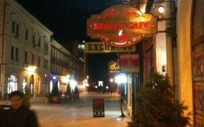 Street Cafe - 4
