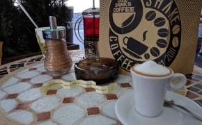 Fotografie Shake Coffee - 1