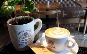 Fotografie Phil's Coffee Shop - 2
