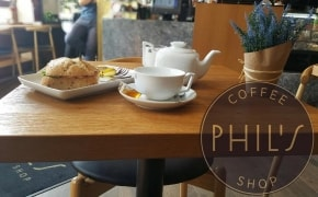 Fotografie Phil's Coffee Shop - 1