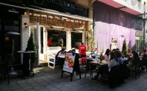 Fotografie Burger si Scoici - 2