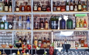 Fotografie Times Cocktail Bar - 1