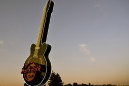 fotografie Hard Rock Cafe