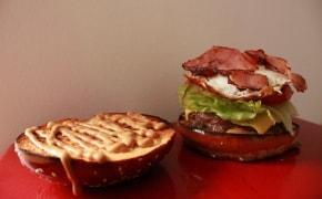 Fotografie Aria Gourmet Burger - 1