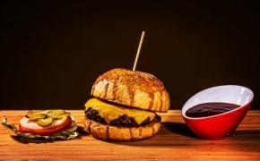 California Burger - 0