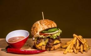 Fotografie California Burger - 1