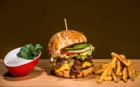 Fotografie California Burger - 4