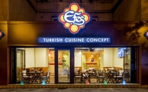 Efes - Turkish Cuisine Concept