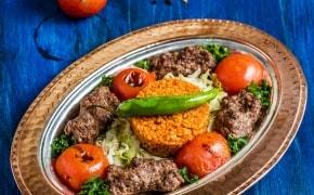 Fotografie Efes - Turkish Cuisine Concept - 4