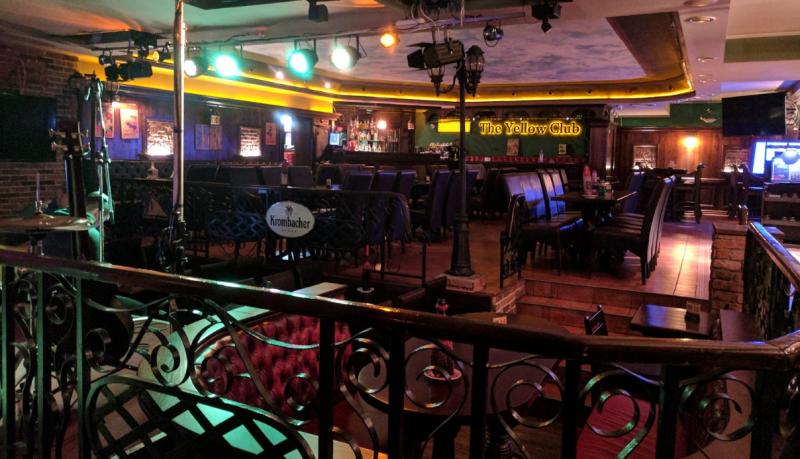 Yellow Club, București - Rezervă o masă online. Gastro pub ...