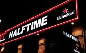 Half Time - 0