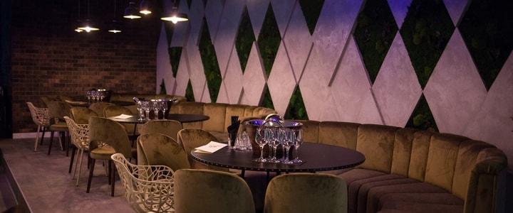 Fotografie SEVA Cuisine & Lounge - 10