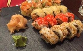 Fotografie Sushi Ko - 1