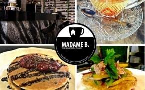 Madame B - Tea & Pancake House - 0