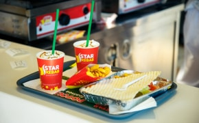 Fotografie Star Kebab - 2