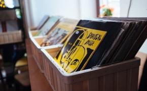 Fotografie Rockers Vinyl Coffee Shop - 3