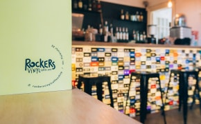 Rockers Vinyl Coffee Shop - 0