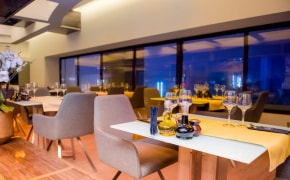 Fotografie Vu's Rooftop Restaurant - 2