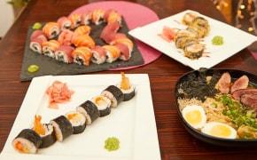 Fotografie Sushi Time - 3