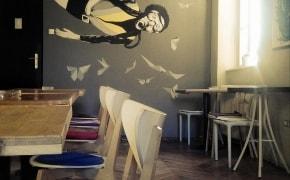 Fotografie Papillon Cafe - 4