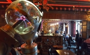 Enigma - Kinetic Steampunk Cafe - 0