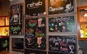 Rehab College Bar - 4