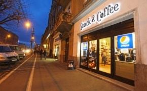 Fotografie Snack & Coffee - 2