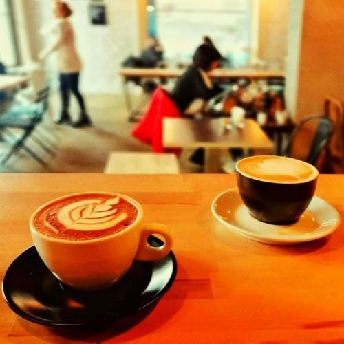 Pain au cafe