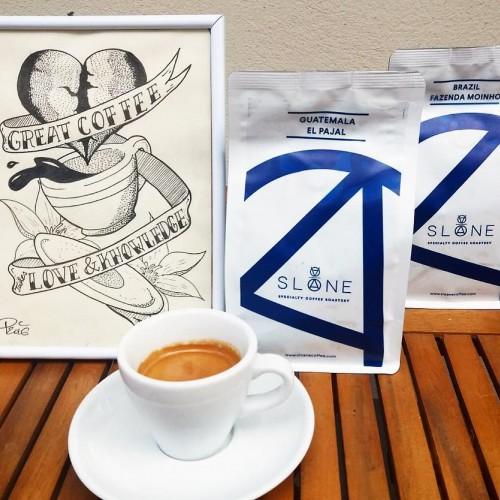 Cafea pentru spitale - Sloane Coffee Roastery