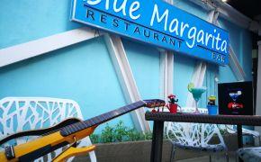 fotografie Blue Margarita